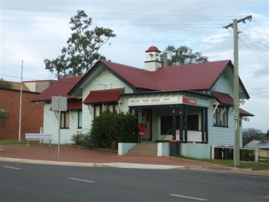 Kilcoy Post Office